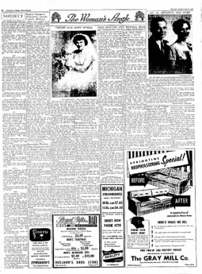Logansport Pharos-Tribune from Logansport, Indiana on June 13, 1957 · Page 6