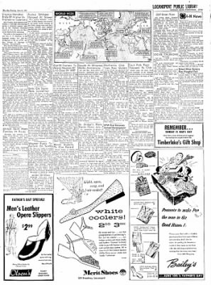 Logansport Pharos-Tribune from Logansport, Indiana on June 13, 1957 · Page 7