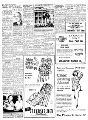 Logansport Pharos-Tribune from Logansport, Indiana on June 13, 1957 · Page 8