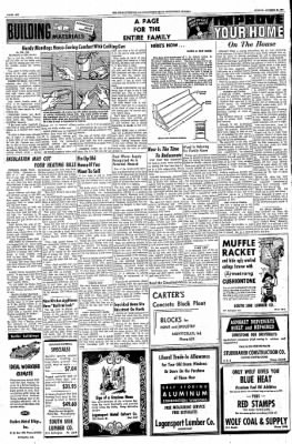 Logansport Pharos-Tribune from Logansport, Indiana on October 20, 1957 · Page 6