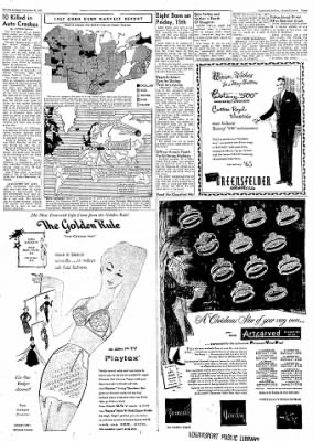 Logansport Pharos-Tribune from Logansport, Indiana on December 16, 1957 · Page 17