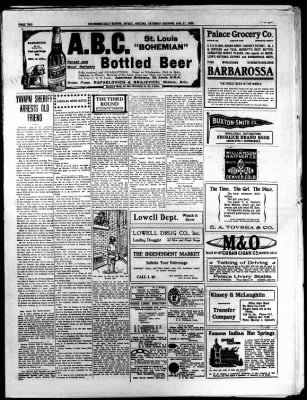 Bisbee Daily Review from Bisbee, Arizona on August 21, 1909 · Page 2