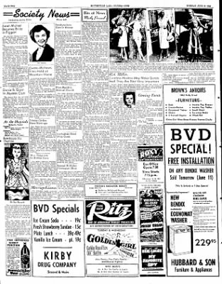 The Courier News from Blytheville, Arkansas on June 10, 1952 · Page 1
