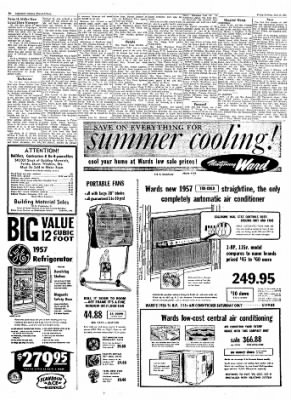 Logansport Pharos-Tribune from Logansport, Indiana on June 14, 1957 · Page 10