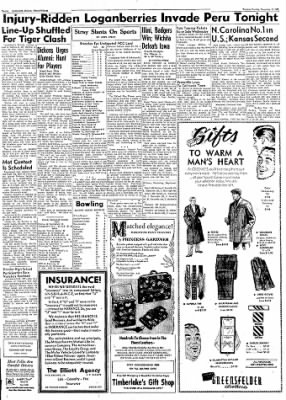 Logansport Pharos-Tribune from Logansport, Indiana on December 17, 1957 · Page 28