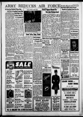 The New York Age from New York, New York on October 20, 1945 · Page 3