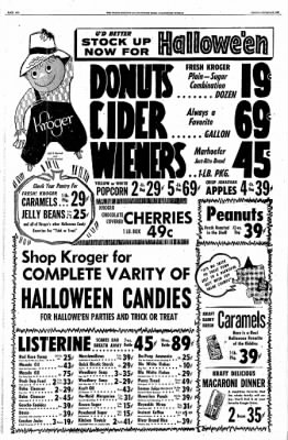 Logansport Pharos-Tribune from Logansport, Indiana on October 27, 1957 · Page 6