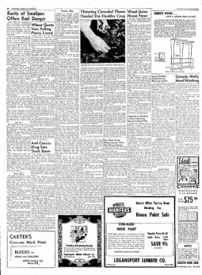 Logansport Pharos-Tribune from Logansport, Indiana on June 15, 1957 · Page 6