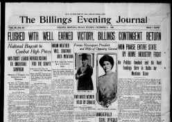 The Billings Evening Journal