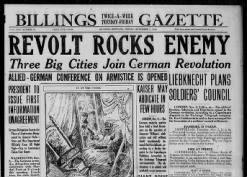 The Billings Weekly Gazette