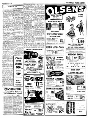 Logansport Pharos-Tribune from Logansport, Indiana on June 17, 1957 · Page 7