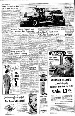 Logansport Pharos-Tribune from Logansport, Indiana on November 3, 1957 · Page 11