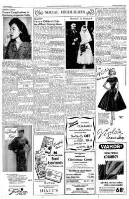 Logansport Pharos-Tribune from Logansport, Indiana on November 3, 1957 · Page 18