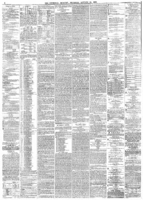 Liverpool Mercury, etc. from Liverpool, Merseyside, England on January 24,  1878 · 8