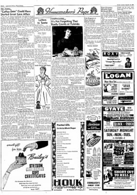 Logansport Pharos-Tribune from Logansport, Indiana on December 20, 1957 · Page 28