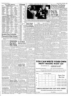 Logansport Pharos-Tribune from Logansport, Indiana on June 20, 1957 · Page 9