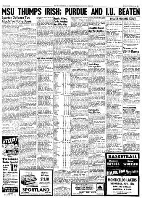 Logansport Pharos-Tribune from Logansport, Indiana on November 10, 1957 · Page 8