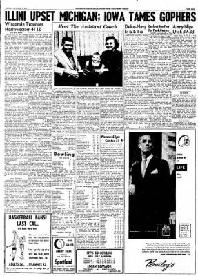 Logansport Pharos-Tribune from Logansport, Indiana on November 10, 1957 · Page 9
