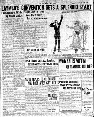 Portsmouth Daily Times from Portsmouth, Ohio on February 22, 1915 · Page 16