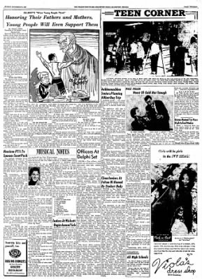 Logansport Pharos-Tribune from Logansport, Indiana on November 10, 1957 · Page 13