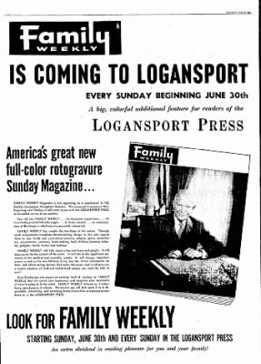 Logansport Pharos-Tribune from Logansport, Indiana on June 22, 1957 · Page 2