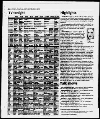 Dayton Daily News from Dayton, Ohio on January 12, 2007 · 42