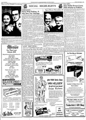 Logansport Pharos-Tribune from Logansport, Indiana on December 22, 1957 · Page 102