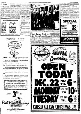 Logansport Pharos-Tribune from Logansport, Indiana on December 22, 1957 · Page 104