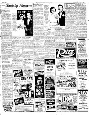 The Courier News from Blytheville, Arkansas on June 11, 1952 · Page 1