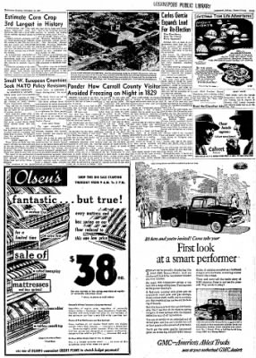 Logansport Pharos-Tribune from Logansport, Indiana on November 13, 1957 · Page 7