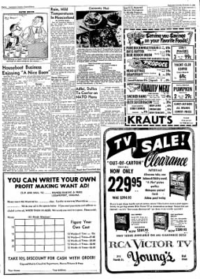 Logansport Pharos-Tribune from Logansport, Indiana on November 13, 1957 · Page 12