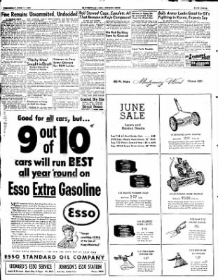 The Courier News from Blytheville, Arkansas on June 11, 1952 · Page 2