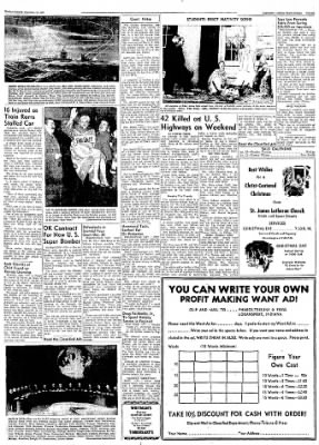 Logansport Pharos-Tribune from Logansport, Indiana on December 23, 1957 · Page 27