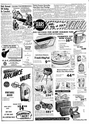 Logansport Pharos-Tribune from Logansport, Indiana on June 26, 1957 · Page 13