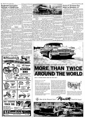 Logansport Pharos-Tribune from Logansport, Indiana on November 14, 1957 · Page 6
