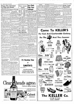 Logansport Pharos-Tribune from Logansport, Indiana on June 27, 1957 · Page 6