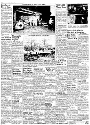 Logansport Pharos-Tribune from Logansport, Indiana on December 24, 1957 · Page 62