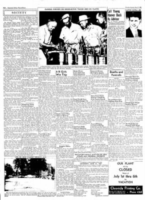 Logansport Pharos-Tribune from Logansport, Indiana on June 27, 1957 · Page 8