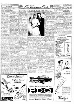 Logansport Pharos-Tribune from Logansport, Indiana on June 27, 1957 · Page 10