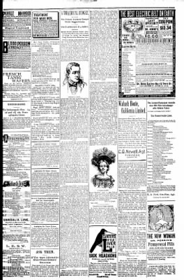 Logansport Pharos-Tribune from Logansport, Indiana on November 20, 1897 · Page 23