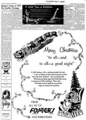 Logansport Pharos-Tribune from Logansport, Indiana on December 24, 1957 · Page 69