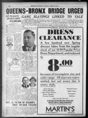 Daily News from New York, New York on April 19, 1931 · 93