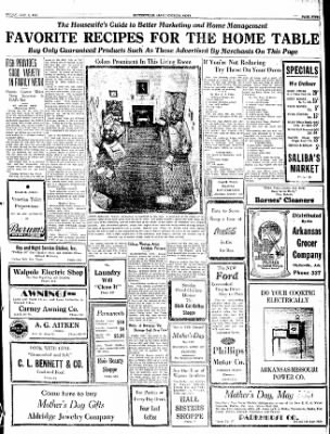 The Courier News from Blytheville, Arkansas on May 8, 1931 · Page 5