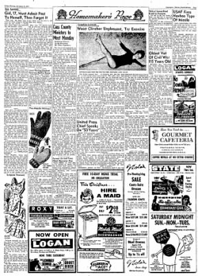 Logansport Pharos-Tribune from Logansport, Indiana on November 15, 1957 · Page 9