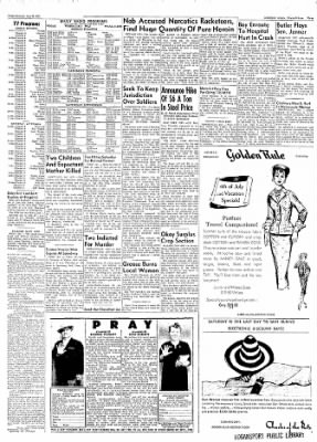 Logansport Pharos-Tribune from Logansport, Indiana on June 28, 1957 · Page 3