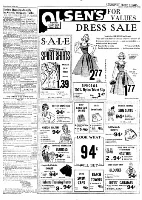 Logansport Pharos-Tribune from Logansport, Indiana on June 28, 1957 · Page 7