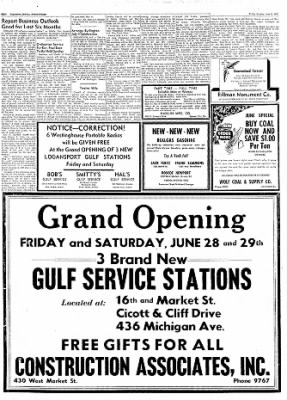 Logansport Pharos-Tribune from Logansport, Indiana on June 28, 1957 · Page 8