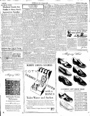 The Courier News from Blytheville, Arkansas on June 12, 1952 · Page 1