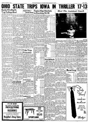 Logansport Pharos-Tribune from Logansport, Indiana on November 17, 1957 · Page 9