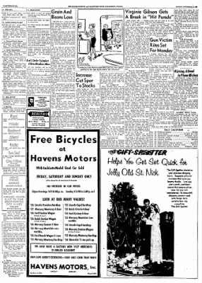 Logansport Pharos-Tribune from Logansport, Indiana on November 17, 1957 · Page 26
